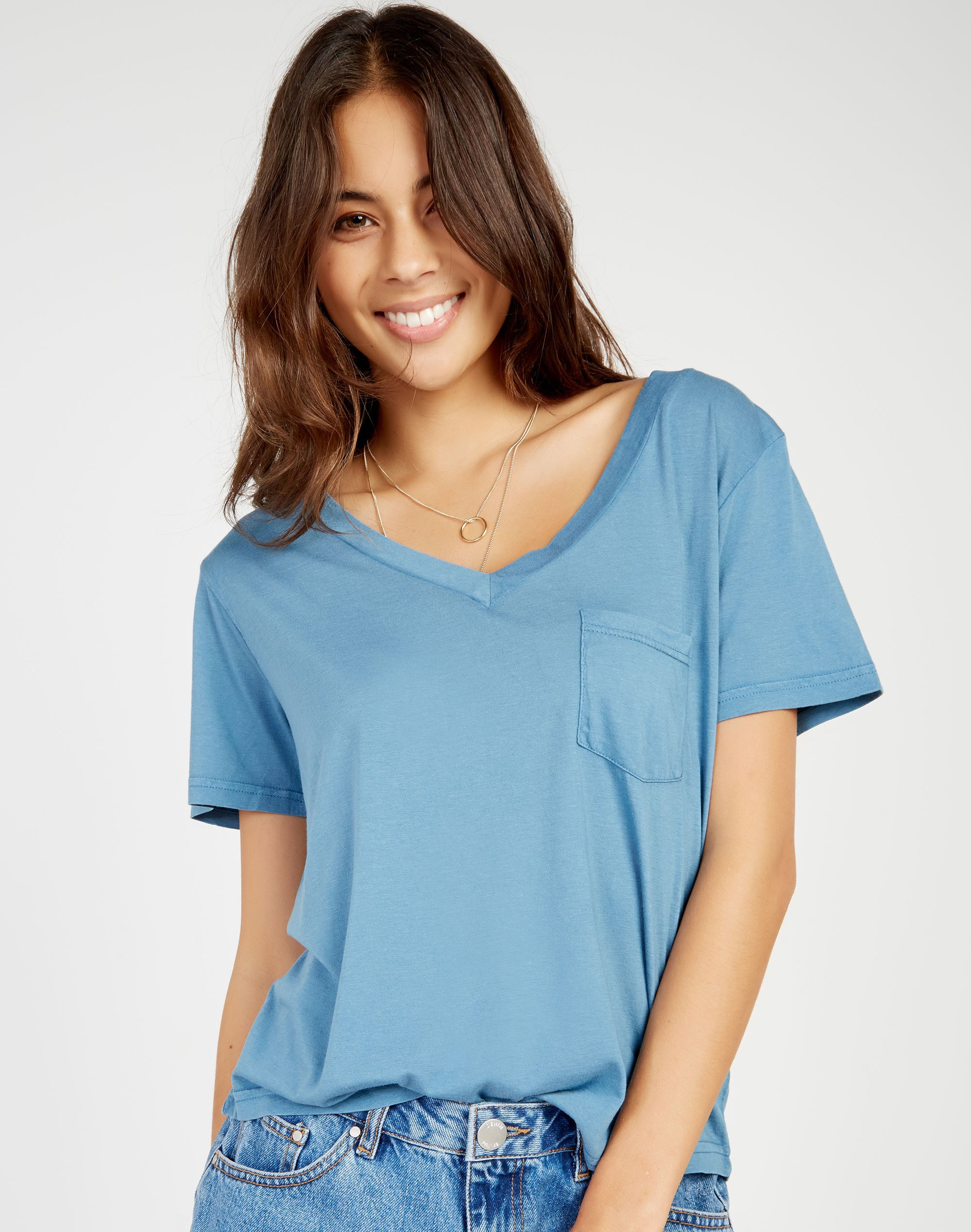 Washed Tee from Glassons $19.99