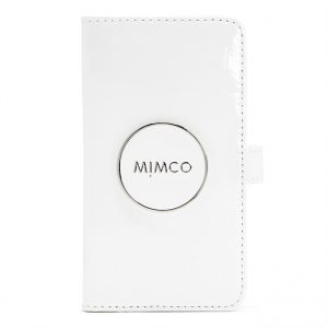 MIMCO white iphone cover